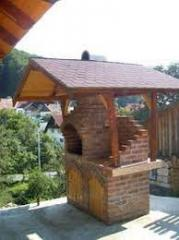 Barbeque fireplaces