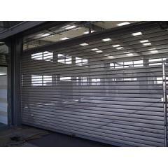 Usi industriale si de garaj armonice, pliante
