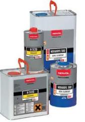 Solvents (thinners) automotive