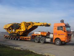 Tractors bezvodilnye