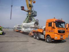 Tanker semitrailer for liquefied gases