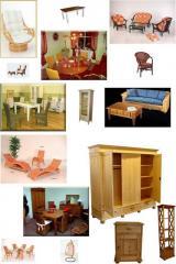 Fabricarea de mobilier din lemn masiv