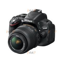 Nikon D5100 + 18-55mm VR DX AF-S