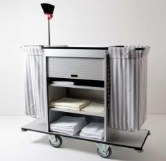 Carts for hotels