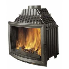 Heating stoves, tiled, heat accumulating