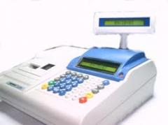 Portable cash registers