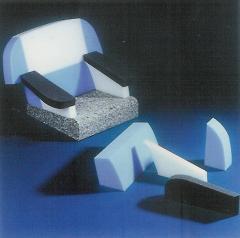 Foam shells