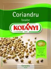 Coriandru boabe