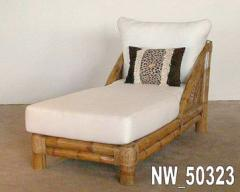 Sofa din bambus
