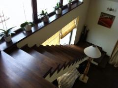Scari interior lemn