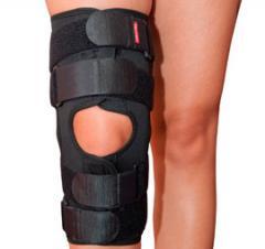 Orteze de genunchi mobila cu artere metalice