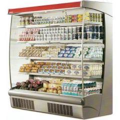 Commercial refrigeratory equipment