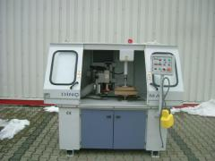 Copy-milling and profile milling machines, for