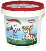 Smântână din lapte de vacă pasteurizat