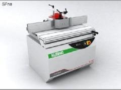 Masina de frezat cu ax inclinabil SFNA 1000