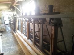 Presa hidraulica grinzi 12m