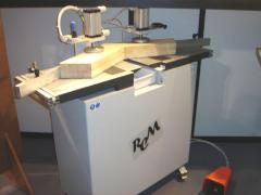 Mini presa de imbinare prin coada-de-rindunica Typ RCM