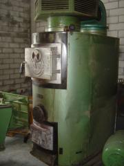 SPÄNEX Incalzitor de aer pe lemne UL50
