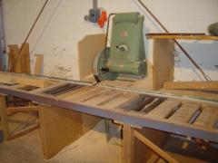 Swing saw