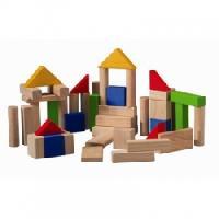 50 cuburi lemn