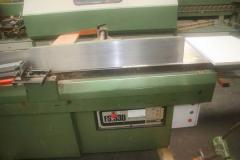Liner-tamper-surfacer units