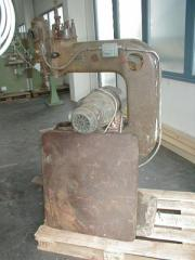 ELZE+HESS Masina de frezat cu ax superior KOF