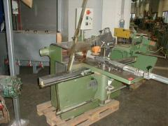 Tenon cutting machines