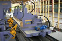 Narzędzia kolejowe ręczne: wózek kolejowy