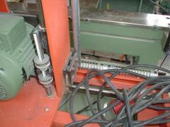 GANNOMAT Masina de gaurit pentru dibluire rame JUNIOR 320