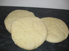 Blat pizza 350 g.
