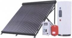Sistem complet de panouri solare cu tuburi vidate