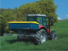 Masini de fertilizat