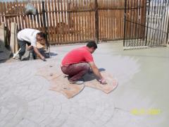 Pavaj din beton