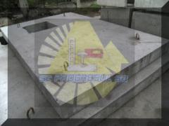 Prodotti prefabbricati di cemento armato