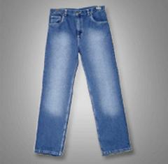 Jeans barbati clasic porto sablati