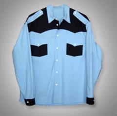 Uniforme camasa bleu
