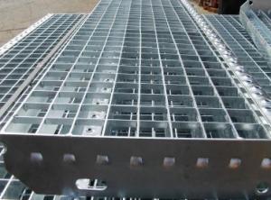 Gratare zincate metalice