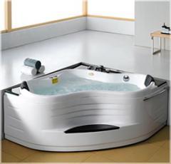 Az aszimmetrikus akril fürdőkádak