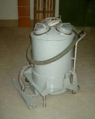 Accumulator aspirator