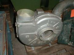 HURRICAN Ventilator GR II