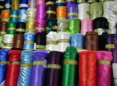 Fabrics for the production of clothing