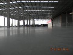 Polyurethane epoxy floors