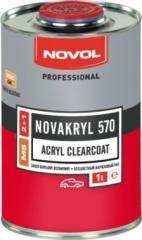 NOVAKRYL 570 - Lac acrilic incolor