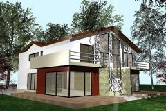 Projects of houses