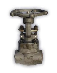 Socket weld gate valve ANSI 1500