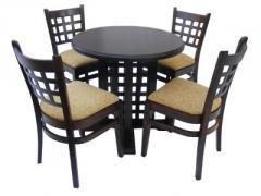 Set mobilier cafe bar : Masa si 4 scaune MD 170