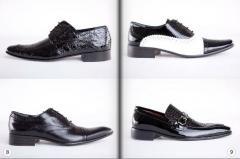 Foot-wear male handmade