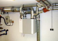 Instalatii ventilatie-climatizare