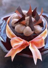 Fondant Glazura Cacao