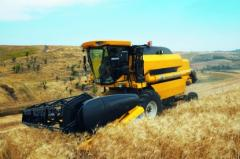 New Holland TC 5050